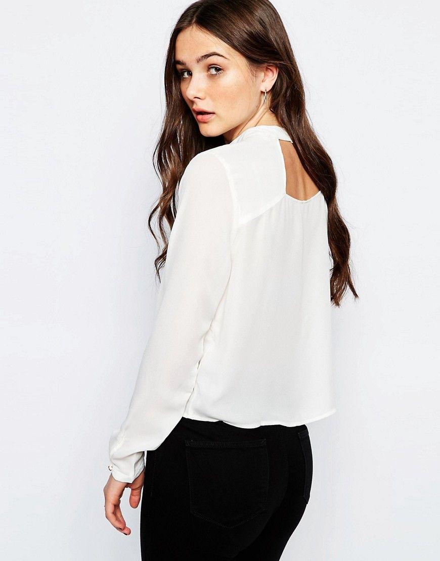 Блузка Укороченная Купить