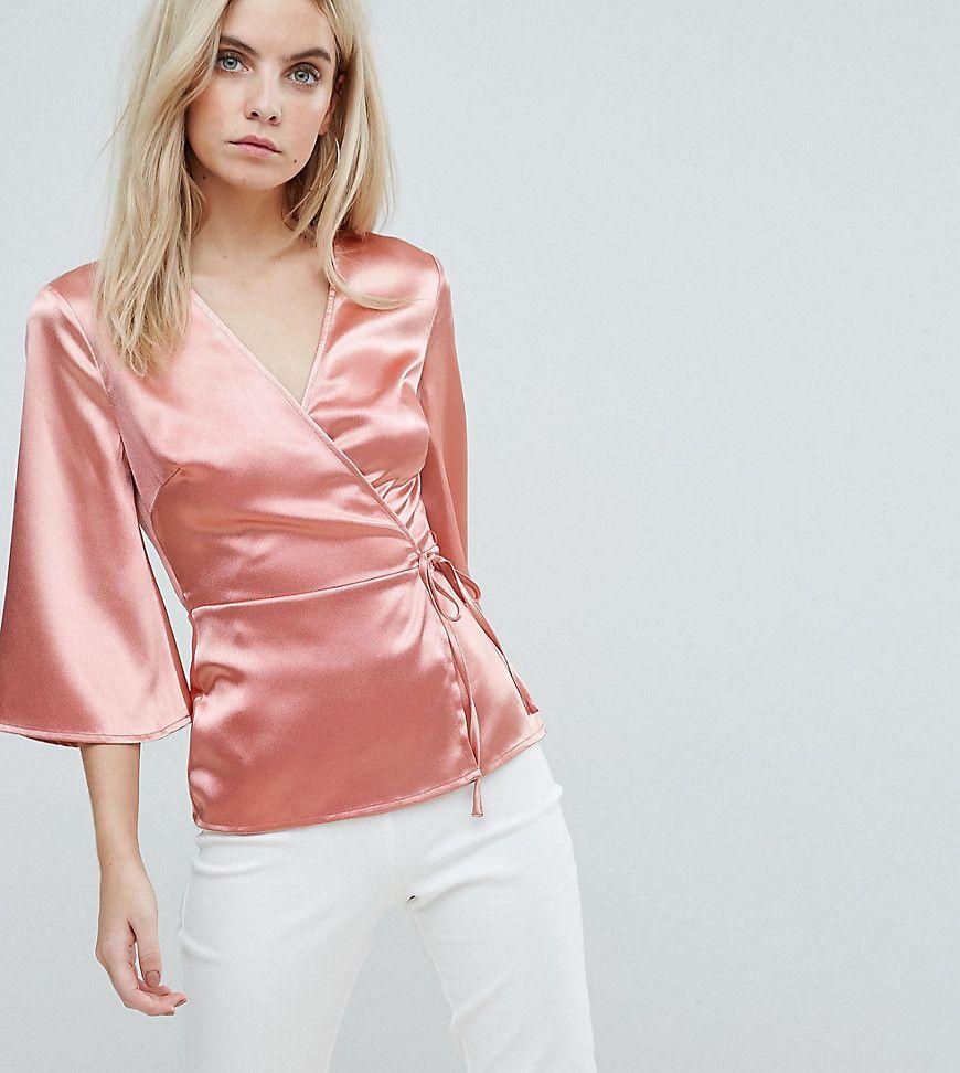 Купить Атласная Блузка