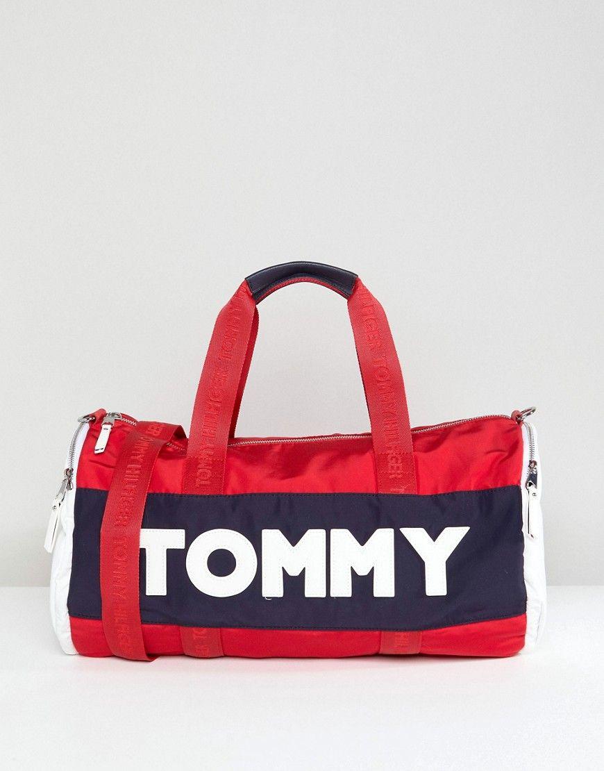 спортивная сумка Tommy Hilfiger : Tommy