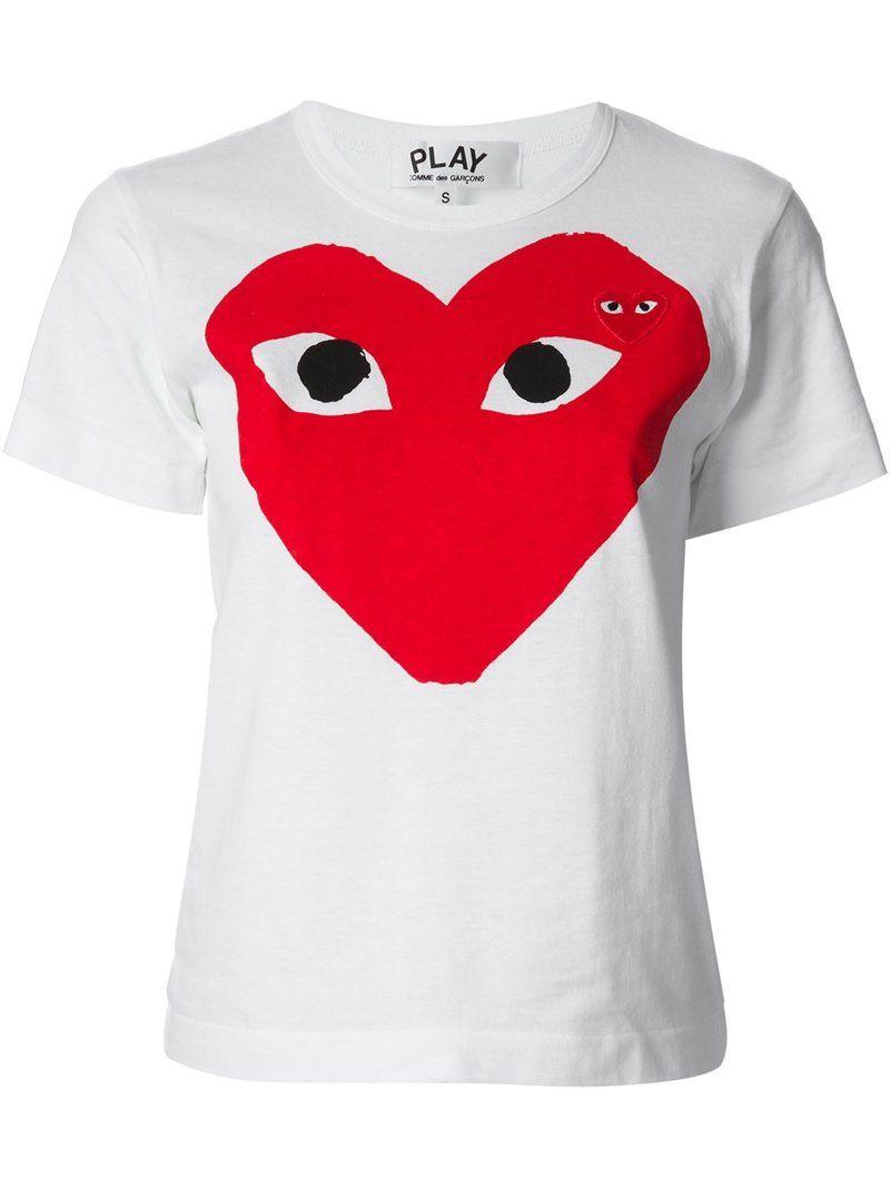 Что за фирма одежды сердечко с глазами