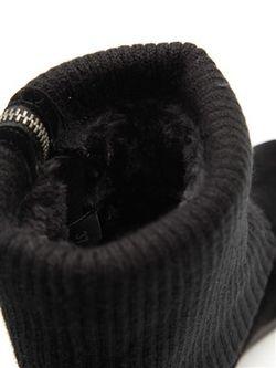 Полусапоги Avery                                                                                                              чёрный цвет