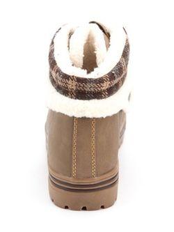 Ботинки Tofa                                                                                                              коричневый цвет