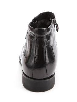 Полусапоги ID!                                                                                                              черный цвет