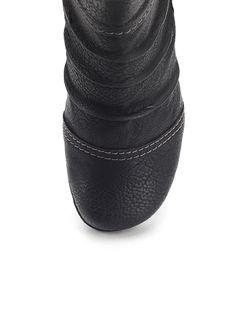Полусапоги Rieker                                                                                                              чёрный цвет