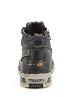 Ботинки Sashashoes                                                                                                              черный цвет