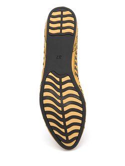 Балетки Lazzaro                                                                                                              желтый цвет