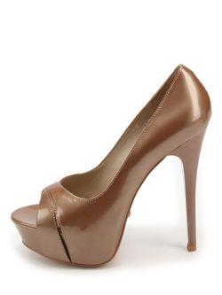 Туфли Calipso                                                                                                              Бронзовый цвет