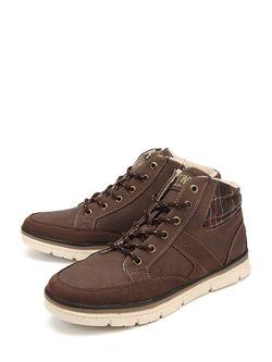 Ботинки Skills                                                                                                              коричневый цвет