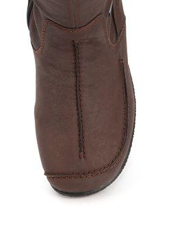 Сапоги Rieker                                                                                                              коричневый цвет