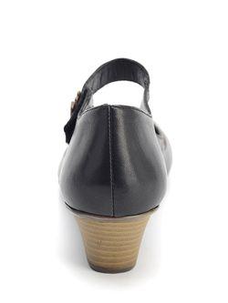 Туфли Rieker                                                                                                              черный цвет