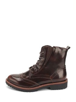 Ботинки Marco Tozzi                                                                                                              коричневый цвет