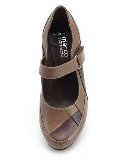 Туфли Marco Rometti                                                                                                              бежевый цвет