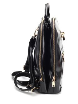 Рюкзак Valensiy                                                                                                              черный цвет
