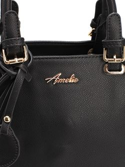 Сумка Amelie                                                                                                              чёрный цвет
