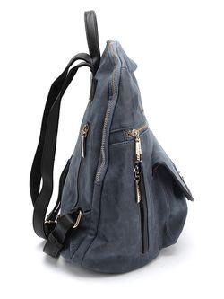 Рюкзак Valensiy                                                                                                              синий цвет