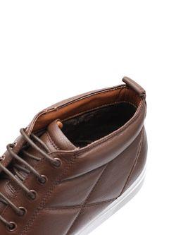 Ботинки Lido Marinozzi                                                                                                              коричневый цвет
