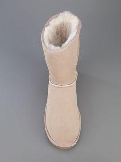 Короткие Сапоги Classic Short UGG Australia                                                                                                              Nude & Neutrals цвет