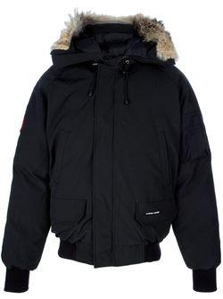 Parka Jacket Canada Goose                                                                                                              черный цвет