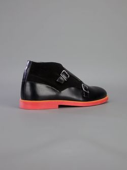 Ботинки Logan 12 Swear                                                                                                              чёрный цвет