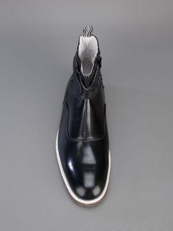 Ботинки Logan 9 С Ремешком Swear                                                                                                              чёрный цвет