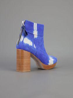 New Venessa Boot B-Store                                                                                                              синий цвет