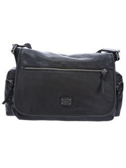Multi-Compartment Messenger Bag Dolce & Gabbana                                                                                                              черный цвет