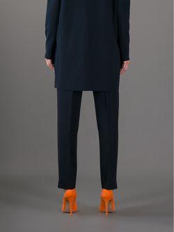 Tapered Trouser Moschino                                                                                                              синий цвет