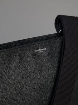Messenger Bag Saint Laurent                                                                                                              чёрный цвет