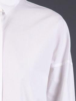 Рубашка На Пуговицах Sofie D'Hoore                                                                                                              белый цвет