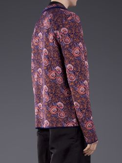 Pattern Coat Thierry Colson                                                                                                              Metallic цвет