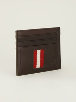 Torin Card Holder Bally                                                                                                              коричневый цвет