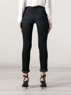 The Rascal Skinny Jean Mother                                                                                                              синий цвет