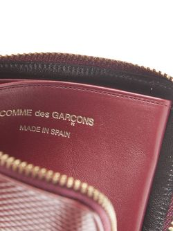 Luxury Group Wallet Comme Des Garcons                                                                                                              красный цвет