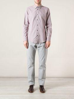 Loose Fit Jeans Maison Margiela                                                                                                              серый цвет