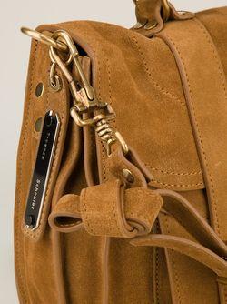 Сумка-Портфель Ps1 Proenza Schouler                                                                                                              коричневый цвет