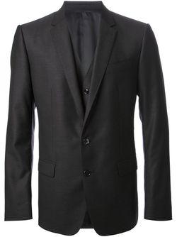 Костюм-Тройка Dolce & Gabbana                                                                                                              серый цвет