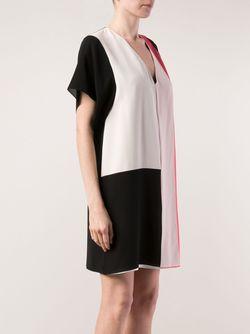 Платье Без Рукавов Bouchra Jarrar                                                                                                              чёрный цвет