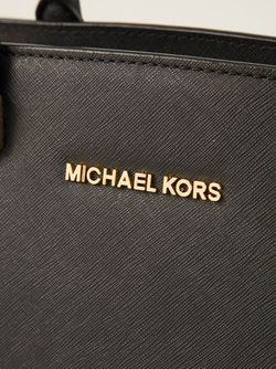 Saffiano Tote Michael Michael Kors                                                                                                              чёрный цвет