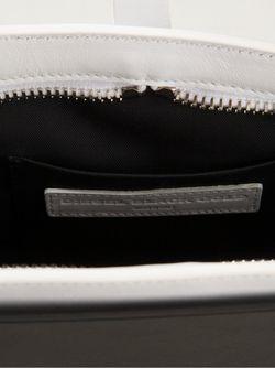 Прямоугольный Клатч Diesel Black Gold                                                                                                              белый цвет
