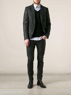 Пиджак Jupippi Diesel Black Gold                                                                                                              черный цвет