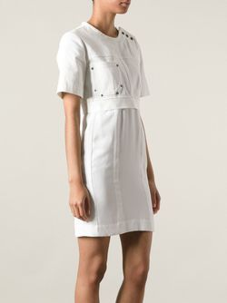 Платье Dover Diesel Black Gold                                                                                                              белый цвет