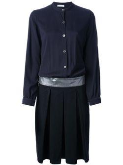 Платье Spring Street SOCIETE ANONYME                                                                                                              синий цвет