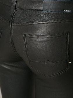 Узкие Брюки Avelon                                                                                                              черный цвет