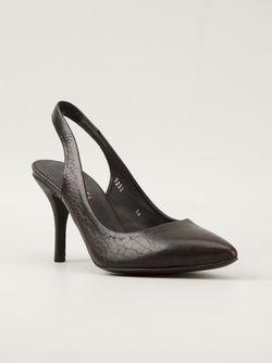 Туфли С Открытой Пяткой Premiata                                                                                                              чёрный цвет