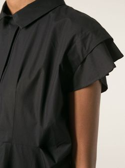 Платье Shell Jil Sander                                                                                                              чёрный цвет