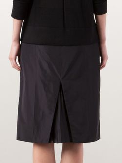 Louisa Skirt The Row                                                                                                              черный цвет