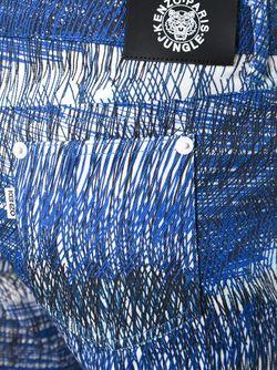 Брюки Sea Kenzo                                                                                                              синий цвет