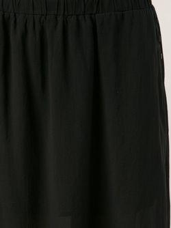 Юбка Ниже Колена Kristensen Du Nord                                                                                                              черный цвет