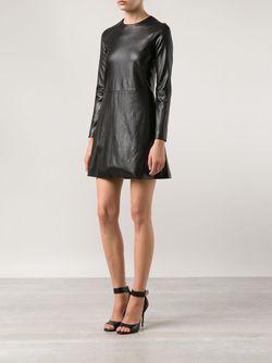 Платье Hawnler The Row                                                                                                              чёрный цвет