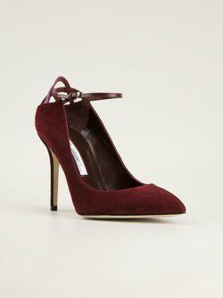 Туфли Nayeli Brian Atwood                                                                                                              красный цвет